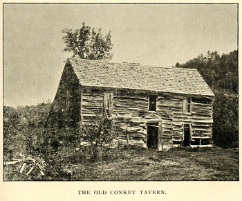 image: Picture of Conkey's Tavern in Pelham