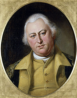 image: Portrait of Benjamin Lincoln