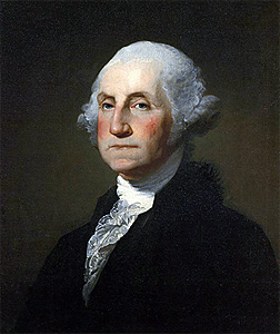 image: Portrait of George Washington