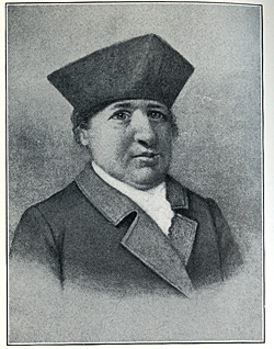 image: Portrait of William Shepard